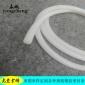 供应硅胶密封条 实心硅胶圆条 4mm半透明乳白色硅胶密封条