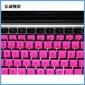 苹果笔记本电脑硅胶macbook键盘膜笔记本�;つひ构獾缒约�盘膜