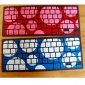 通用型笔记本硅胶键盘膜苹果键盘�;つな视闷还�联想戴尔防尘膜