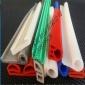 真空包装机耐高温硅胶发泡橡胶条P形密封条 海绵圆条 e型硅胶条
